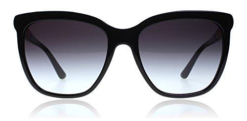 Bvlgari BV8173B 501-8G Black BV8173B Wayfarer Sunglasses ...