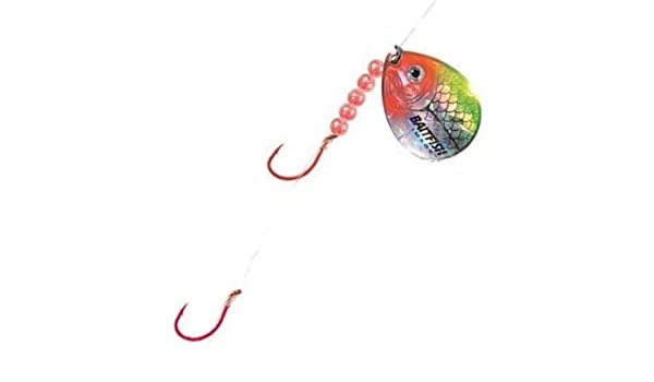 Amazon com : Northland Tackle RCH3-CL Baitfish-Image Spinner Harness