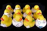 : One Dozen (12) Dentist Rubber Duckys
