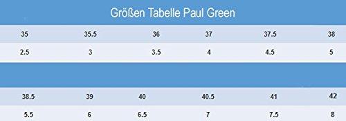 Green Stiefelette Grau Anthrazit Paul Royal Suede d6xSwdq5