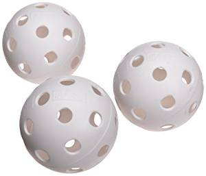 Plastic Training Softballs (Easton 12 In Plastic Training Balls 3 Pk)