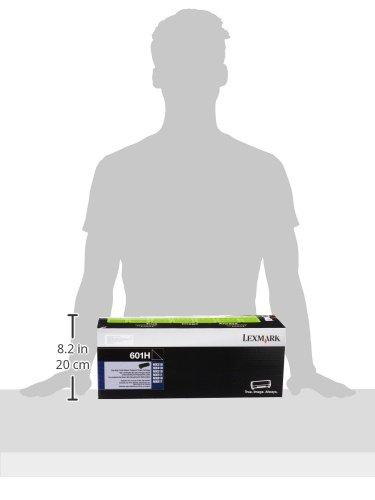 Lexmark 60F1H00 (LEX-601H) Toner, 10000 Page-Yield, Black by Lexmark (Image #1)