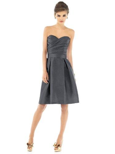 Alfred Sung Wedding Skirt - 9