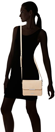 Bulaggi Abbott Crossbody - Bolso bandolera Mujer beige (Natural)