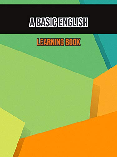 A Basic English LEARNING BOOK