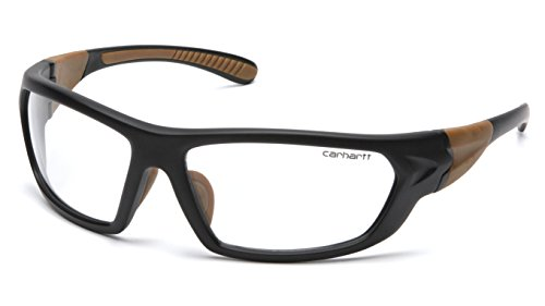 Carhartt Carbondale Safety Glasses with Clear - Sport Glasses Clear