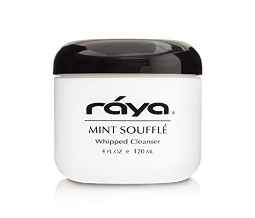 RAYA Mint Soufflé Facial Cleanser 4 oz (102) | pH Balanced Face Wash for Oily and Combination Skin| Helps Clear Clogged Pores and Smooth Complexion by Raya (Image #1)