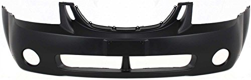OE Replacement Kia Spectra Front Bumper Cover (Partslink Number KI1000127)