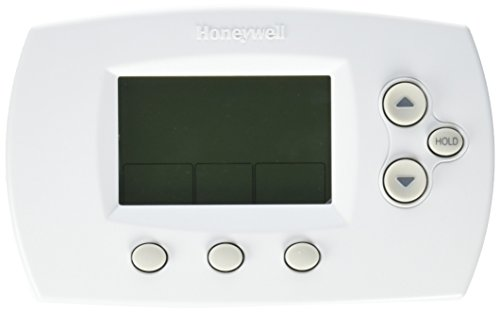 Honeywell TH6110D1005/U FocusPRO 6000 Programmable Thermostat, White (Honeywell Th6110d compare prices)
