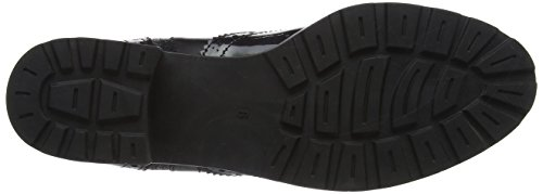 Caprice Damen 25405 Chelsea Boots Schwarz