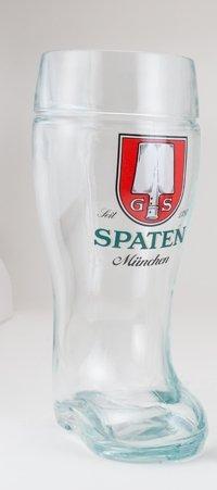 Spaten Extra Large 1 Liter Das Boot Mug - German Drinking Boot