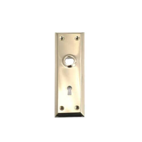 Belwith Products 1142 Mortise Trim Plate, Brass