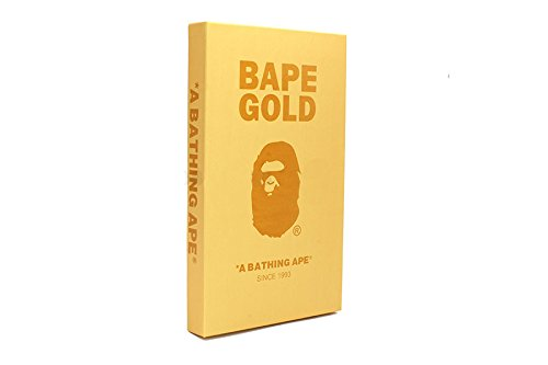 24k Gold Iphone Case: Bape GOLD IPhone 6/6s Special Edition IPhone Case 24k Gold