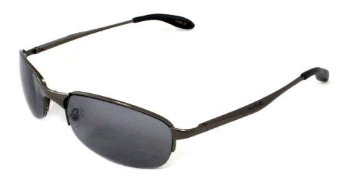 X-Loop Sport Matrix Style Sunglasses Gunmetal - Sunglasses Style Matrix