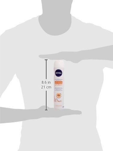 Nivea Stress Protect Desodorante Vaporizador - 20 cl: Amazon.es: Amazon Pantry