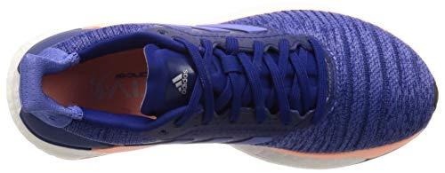 adidas Running Cblack Laufschuh Rawgre 000 Mujer Azul para Solar W Zapatillas Realil Glide de YYrqA7