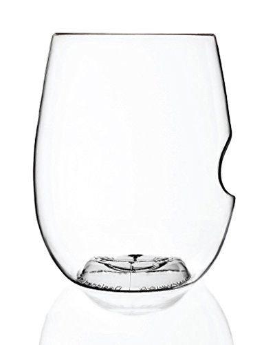Govino 12 Ounce Dishwasher Safe Series Wine/Cocktail Glasses Bulk of 72 by Govino