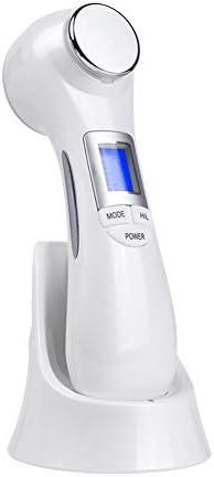 6で1肌引き締め美容アンチエイジングフェイスリフティングデバイス無線周波数振動にきび削減顔マッサージ