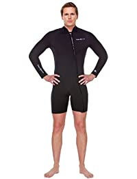 Neo Sport Wetsuits Men's Premium Neoprene 7mm Step-In Jacket
