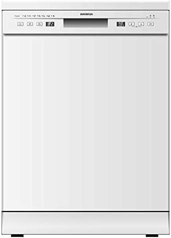 LAVAVAJILLAS INFINITON DIW-3513 INOX Ancho 60CM (A++, Display LED ...