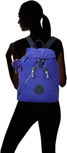 Fundamental summer Cm Para Mujer Mochila Morado 5 42x42x16 Purple Kipling aBqdFd