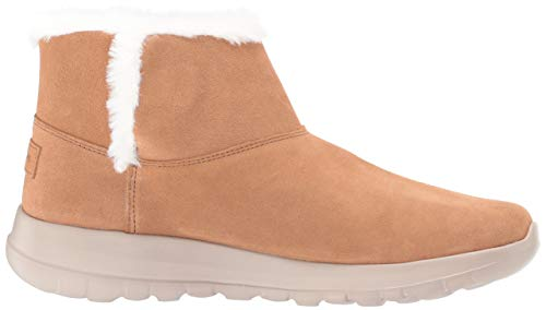 Skechers Para go Marrón the Botines Up bundle On Mujer 7Owgxn7RC
