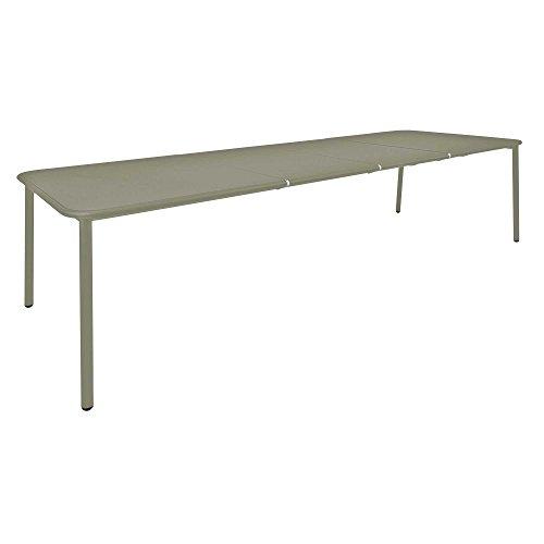 emu Yard - Mesa de jardin extensible (alumin