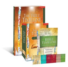 Timeline Guide - The Bible Timeline: The Story of Salvation,12-DVD Set w/Study Guide New! Version 2.0, Starter Pack