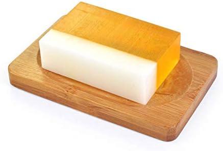 Jabón De ácido Kójico Para Aclarar La Piel Pura, Limpiador Para Aclarar La Piel, Aclarador Natural, Repele La Piel De Color Amarillo Oscuro, Ilumina Y Blanquea (Miele)
