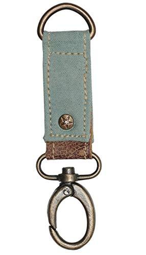 Myra Bag Turquoise Key Fob