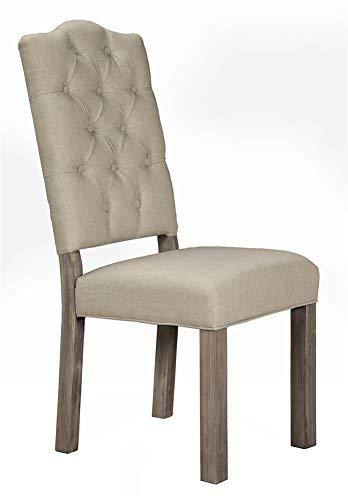 Phenomenal Amazon Com Alpine Furniture Fiji Dining Chair Set Of 2 Short Links Chair Design For Home Short Linksinfo