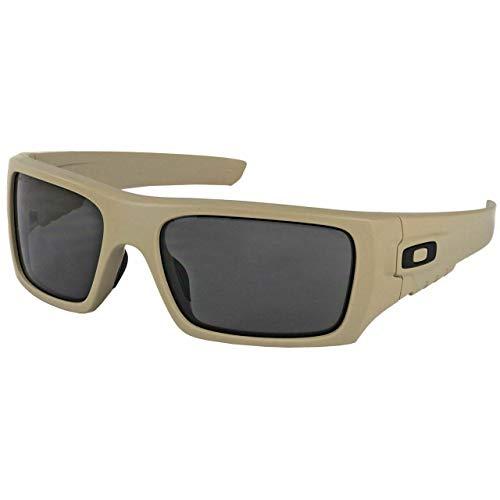 Oakley Standard Issue Ballistic Det Cord - Desert Tan w/Grey Lens OO9253-1661