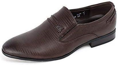 HOMBRE SIN CIERRES ELEGANTE Formal Zapatos