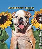 bulldog address book - 1