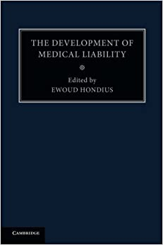 Book The Development of Medical Liability