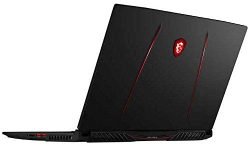 "MSI GE75 Raider Gaming Laptop, 10th Gen Intel Core i7-10750H, 17.3"" FHD 144Hz 3ms Display, Backlight Keyboard, NVIDIA GeForce RTX 2060 6GB, Windows 10 Home (32GB RAM/512GB PCIe SSD+1TB HDD)"