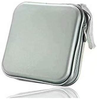 Camtoa Classeur Rangement Boite Pochette Etui Range 40 Cd Dvd Sac Sacoche Plastique Amazon Fr Bricolage
