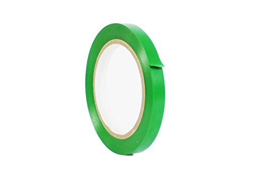 (WOD CVT-536 Kelley Green Vinyl Pinstriping Dance Floor Tape, Safety Marking Floor Splicing Tape (Also Available in Multiple Sizes & Colors): 1/2 in. wide x 36 yds. (Pack of 1))