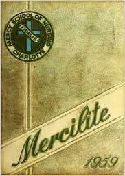 Mercy School Of Nursing >> Custom Reprint Yearbook 1959 Mercy School Of Nursing