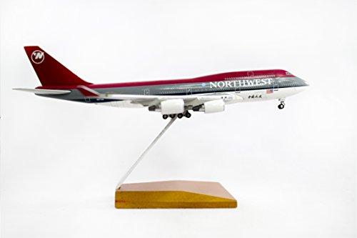 GeminiJets Northwest Airlines Boeing 747-400 Diecast