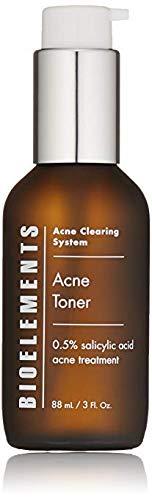 Bioelements Acne Toner 0.5% Salicylic Acid Acne Treatment 3 fl oz