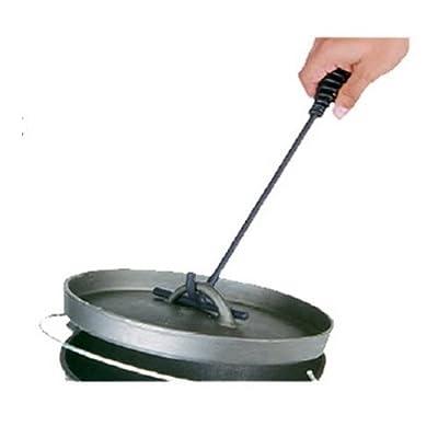 Texsport Camp Cast Iron Dutch Oven Lid Lifter