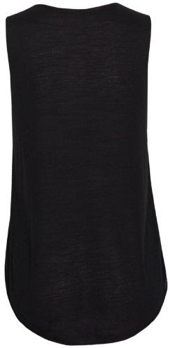 Purple Hanger - Camiseta - para mujer negro