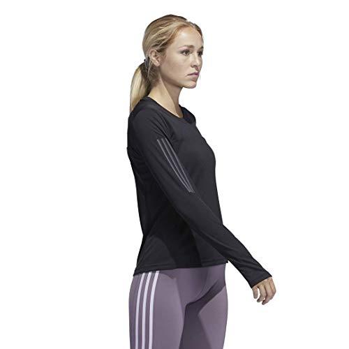 adidas Women's Own The Run Long Sleeve Tee 2