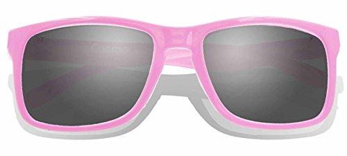adulte Lens Glossy Lunettes soleil Pink KZ de Grey Gradient Frame tqUwSqP
