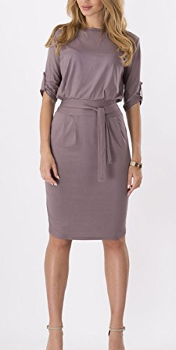 rose 36 C Cocktail Kleid X Coffee Trendy Damen rosa qqp6Yvw