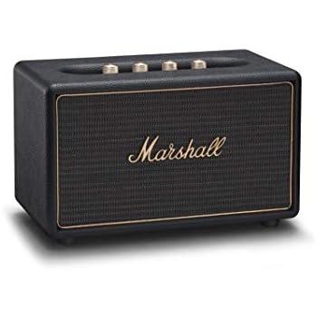 Amazon.com  Marshall Acton Wireless Multi-Room Bluetooth Speaker ... f3d0d581ad8de