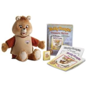 Teddy Ruxpin Box Set with Software