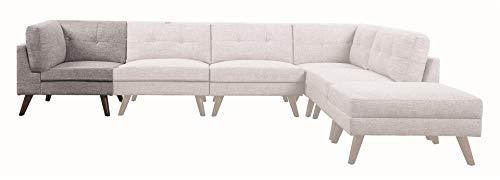 Best Coaster Home Furnishings Furniture Couches - Coaster Home Furnishings 551301 Corner Sofa,