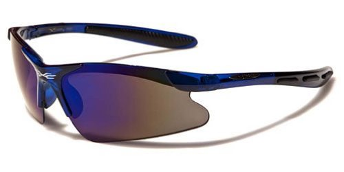 X-loop Kids New Unisex Boys Girls Sports Trending Sleek Sunglasses- Many Colors Available - Glasses Youth Sport
